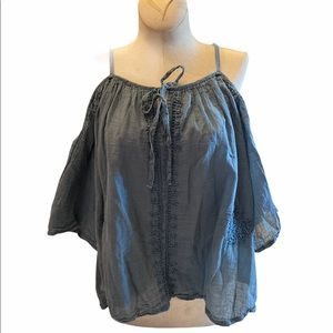 Earthbound Trading Co Blouse